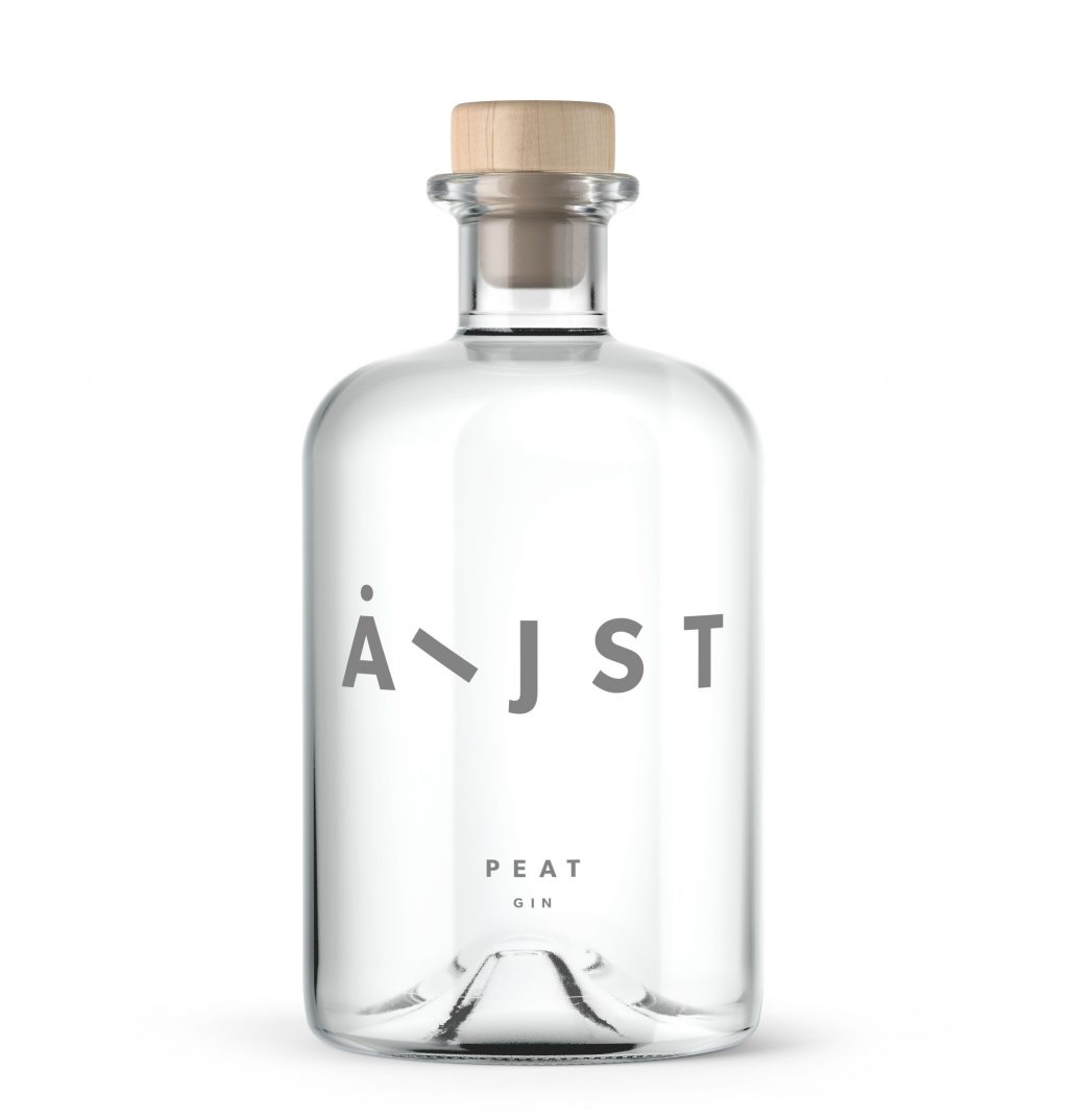 Aeijst Peat bottle